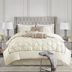Madison Park Laurel 7-Pc Comforter set
